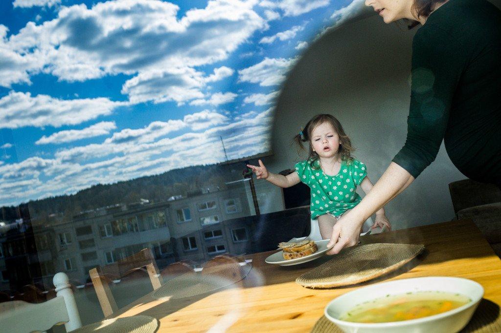 Mamos sriuba  – geriausias vaistas