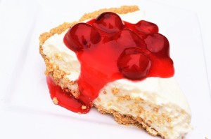 Vyšnių kremo tortas