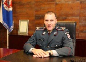 Policijos generalinis komisaras Linas Pernavas