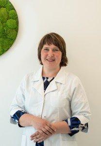 Gydytoja vaikų gastroenterologė Ilona Choliavskaja