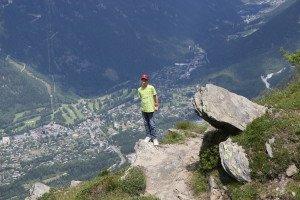 Tauras ant pasaulio krašto, 2000 m aukštyje