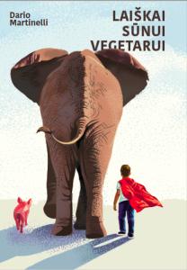 Dario Martinelli - Laiškai sūnui vegetarui - reklamai internete