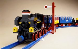 LEGO 1975 metų modelis