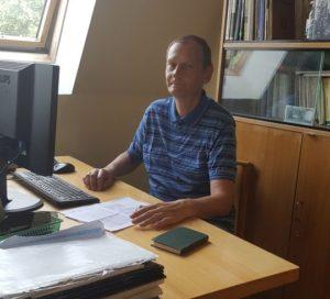 Lietuvos istorijos instituto Etnologijos skyriaus vyresnysis mokslo darbuotojas, humanitarinių mokslų daktaras Žilvytis Šaknys