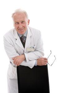 Vaikų ligų gydytojas dr. Algimantas Vingras
