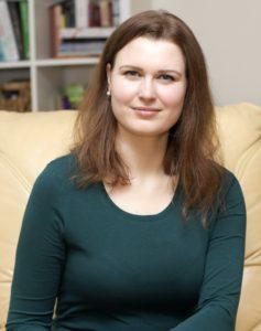 Akušerė Agnė Škudienė