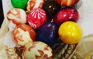 Velykiniai kiaušiniai: kaip marginti, kad nepakenktume sveikatai?