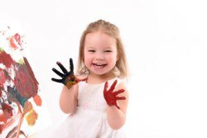 Yra daug būdų įveikti vaikiškas baimes piešiant – štai jie