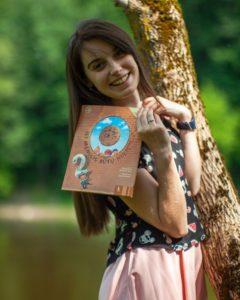Edukacinių knygučių autorė Lina Matiukaitė