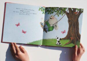 Jausmų knygelės: naujas vėjo gūsis knygų leidyboje. Kam jos reikalingos vaikui?