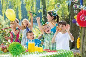 10 patarimų šauniam vaiko gimtadieniui