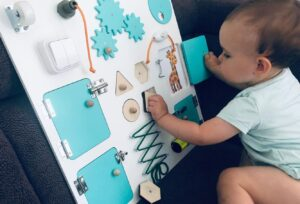 Mediniai ekologiški lavinamieji žaislai – geriausia, kuo galite pradžiuginti savo kūdikį