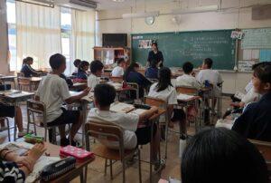 Kaip mes keliavome susipažinti su Japonijos švietimo sistema