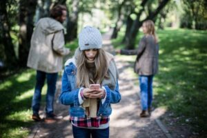 Tyrimų duomenimis, vieną iš dešimties vaikų internete užkalbina nepažįstamasis