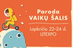 Paroda Vaikų šalis prasideda jau rytoj: 2000 dalyvių ir 1250 įvairių renginių