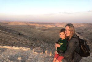 Kaip keliavome po Jordanijos dykumas su 3 metų vaiku – pasakoja vilniečių šeima