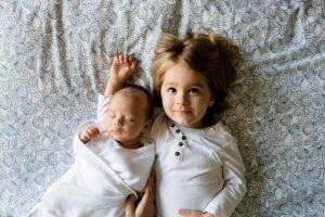 Antras vaikas šeimoje: kaip laukti sesės ar brolio be nerimo?