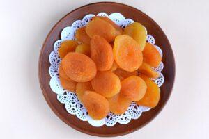 Kokio amžiaus vaikams galima duoti džiovintų vaisių, kokių ir kiek?