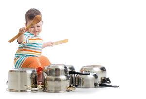 Ekologija virtuvėje: kokios priemonės labiausiai kenksmingos vaikui