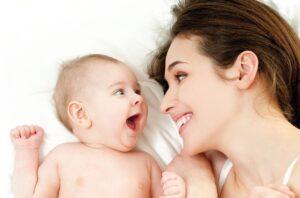 """Mamos ir kūdikio kosmetikos krepšelis """"Odai per šalčius"""""""
