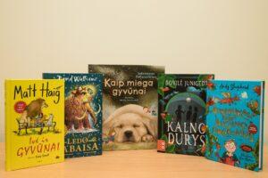 Vaikų literatūros naujienos: kokių knygų dairytis Knygų mugėje?