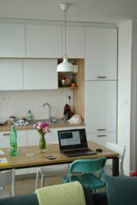 biuras namuose