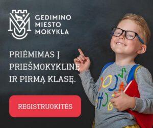 gedimino mokykla