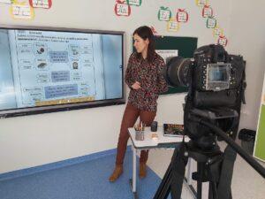Filmuojamos pamokos