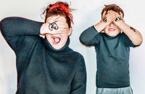 Ciao_Teo (Labas Teo) pristato: 9 veiklos su vaiku per karantiną