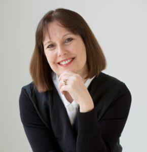 britų rašytoja Teresa Driscoll