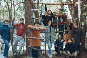Miško mokyklos kolektyvas
