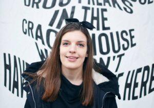 Vaikų ir paauglių knygų autorė, projekto sumanytoja Kotryna Zylė