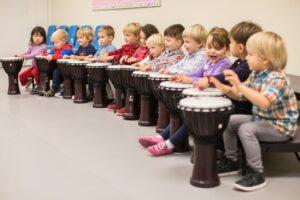 Tarptautinės Amerikos mokyklos Vilniuje darželis – džiaugsminga ir įvairiapusė ugdymo pradžia
