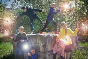 Savaitgalis burtų pasaulyje: Hario Poterio motyvais įkvėpta stovykla su nakvyne anglų kalba