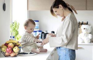 Lietuvoje 1–2 metų vaikai valgo per mažai daržovių ir geria per mažai vandens. Ką dar parodė mitybos apklausa