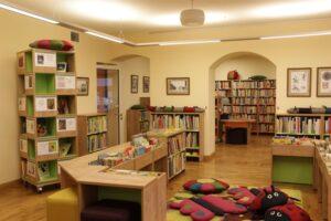 Biblioteka atveria duris šeimoms, auginančioms autistiškus vaikus