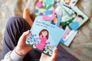 Didysis 3 vaikų mamos Giedrės atradimas – pozityviosios žinutės