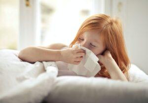 Vaikui dažnai bėga kraujas iš nosies. Ar reikia sunerimti?