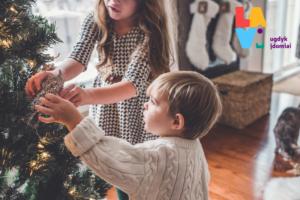 Kaip išradingai įteikti kalėdinę dovaną: yra keli geri pasiūlymai