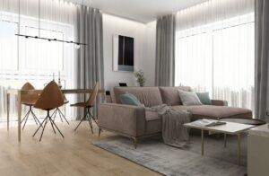 Namai prasideda nuo spalvų: interjero konsultantės patarimai