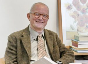 Valstybinės lietuvių kalbos komisijos pirmininku Audriu Antanaičiu