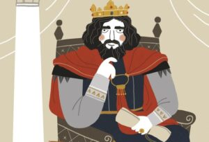 Knyga vaikams apie Lietuvos valdovus – kariaujančius ir susitaikančius, pasipūtusius ir nuolaidžius