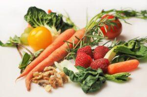 daržovės