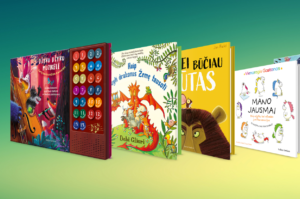Apskaičiuota, kad namų bibliotekoje reikėtų turėti mažiausiai 80 knygų, kiek iš jų turi sudaryti vaikiškos?
