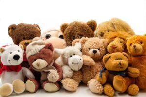 Ar gali vaikas turėti per daug žaislų? Atsakymas – taip, gali