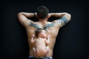 """Fotografės Vilmos auksinė frazė tėčiams, kurie suabejoja: """"Mama turi iškentėti GIMDYMĄ, o tėtis FOTOSESIJĄ"""""""