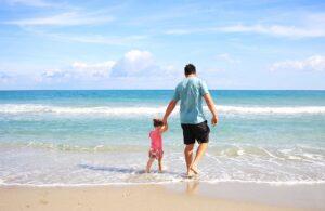 Po skyrybų draudimas vienam iš tėvų (ar senelių!) bendrauti su vaiku palieka žymes vaiko gyvenime